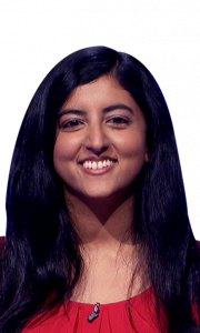 Sabreena Merchant on Jeopardy!