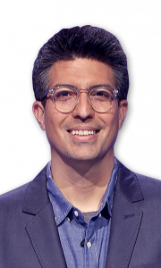 Carlos Chaidez on Jeopardy!