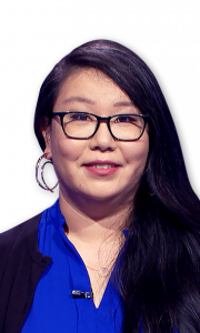 Carmela Chan on Jeopardy!