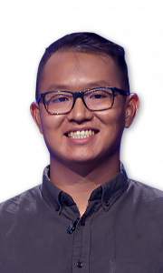Tuan Nguyen on Jeopardy!