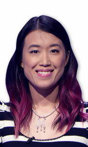 Mary Dang on Jeopardy!