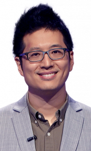 Cliff Chang on Jeopardy!