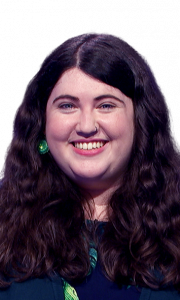 Molly Fisher on Jeopardy!