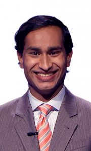 Gautham Nagesh on Jeopardy!