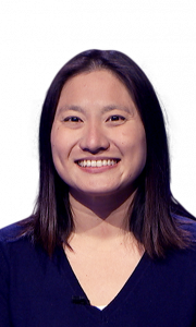 Pam Sung on Jeopardy!
