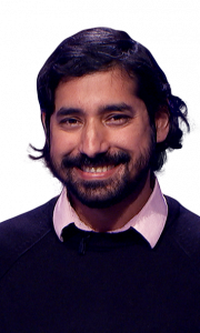Dave Pai on Jeopardy!