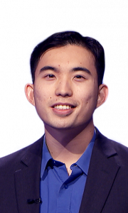 Bryce Hwang on Jeopardy!