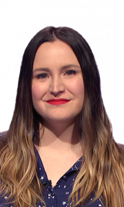 Eliza Eaton-Stern on Jeopardy!