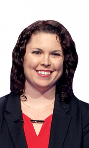 Shannon Debus-Horn on Jeopardy!