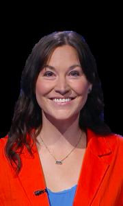 Jessica Stephens on Jeopardy!